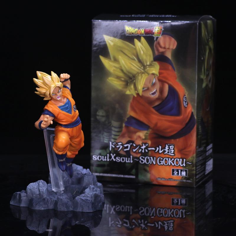 Son Goku Saiyan Figures