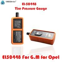 EL 50448 Sensor de Monitoreo de Presión de Neumáticos TPMS Herramienta de Activación Vehice EL-50448 Para SPX Herramienta Nuevo Coche Auto Automotriz