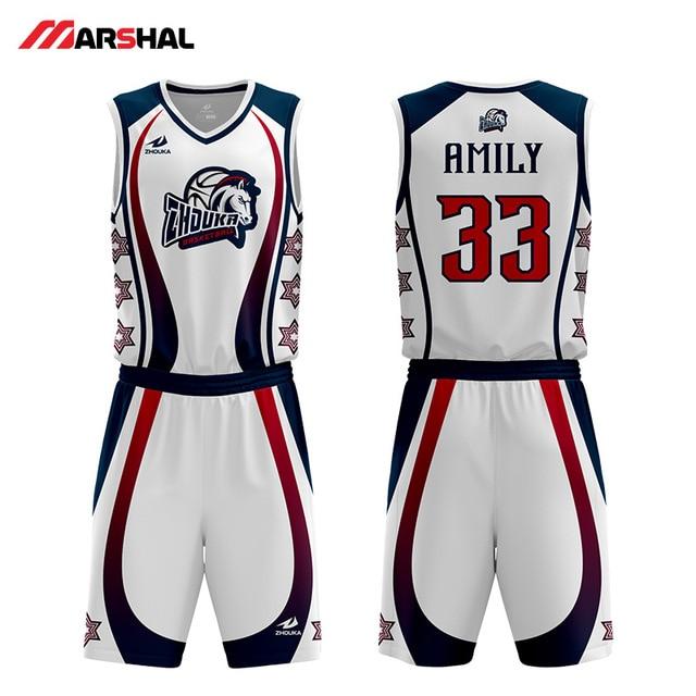 Customized Short Sleeve Shirts Design Clearance Basketball Uniforms