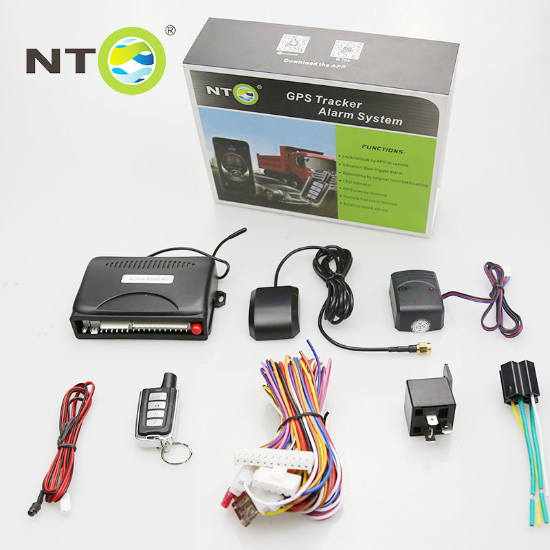 Alarme de voiture En Temps Réel Voiture traceur gps pour Iphone et Android plate-forme libre NTG04 USINE FOURNIR 18 MOIS GARANTIE