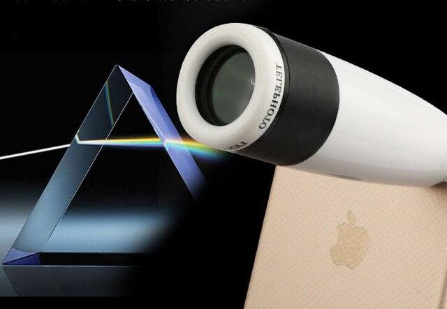 Clipe universal 12x zoom telescope celular lente telefoto len para motorola moto g4 plus, moto e (terceira geração) e3, moto z droid
