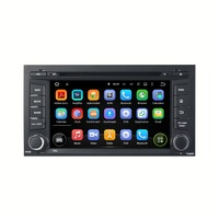 KLYDE 7 1 Din Android 8.1 Car Radio For SEAT LEON 2014 Multimedia Player Stereo Quad Core Audio DVD Player
