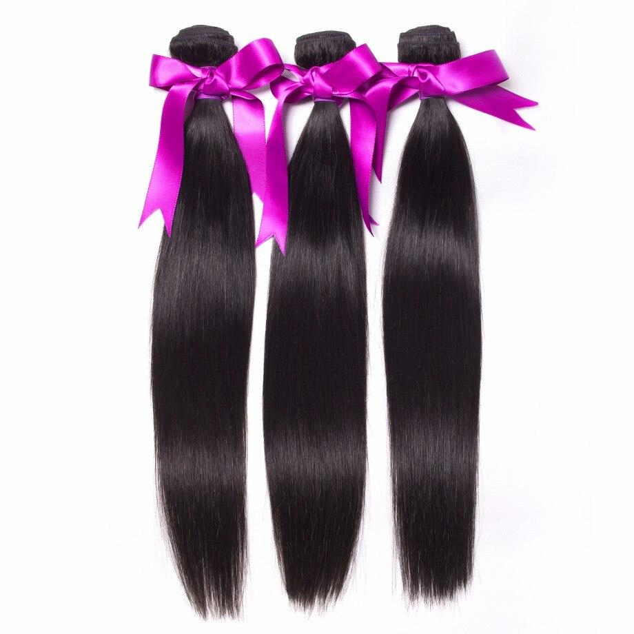 Virgin Filipino Hair Filipino Virgin Straight Hair 3pcs Lot 1b
