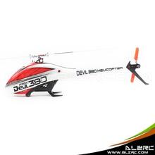 ALZRC – Devil 380 FAST FBL KIT – RC 380 Helicopter  – Standard