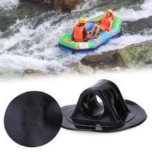 1 шт. маленькая безопасная веревочная пряжка черный каяк моторное крепление лодка мотор стенд держатель набор надувные гребные аксессуары для лодок
