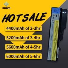 Battery For LENOVO IdeaPad G460 G465 G470 G475 G560 G565 G570 G575 G770 Z460 V370 V470 V570 L09M6Y02 L10M6F21 L09S6Y02 bateria цена 2017