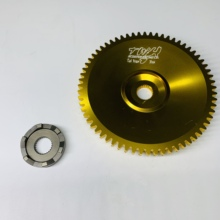 Variator plate for DIO50 racing pulley disc plate tuning motorcycle clutches and clutch dio 50 parts