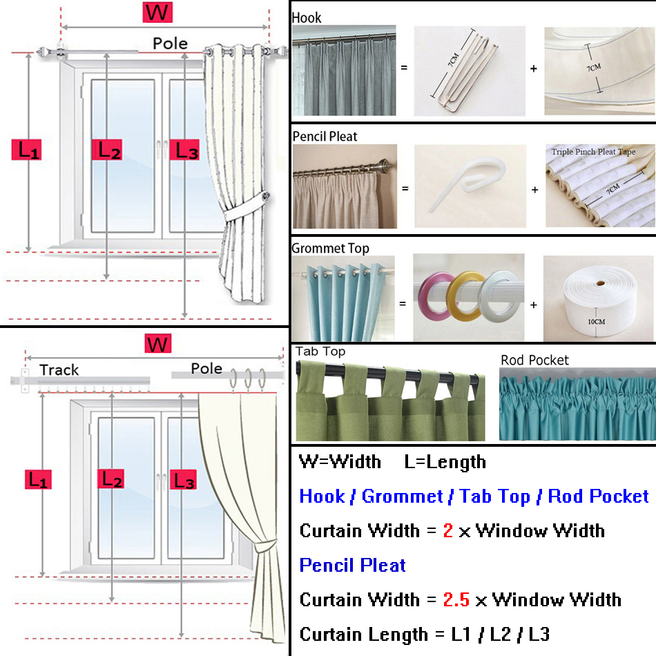 kuber curtains curtain l ac designer industries pvc inches transparent height x width products feet