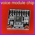 2 шт./лот LD3320 ASR Голос Чип Модуль Неспецифические Распознавания Речи Робот Голосового Управления