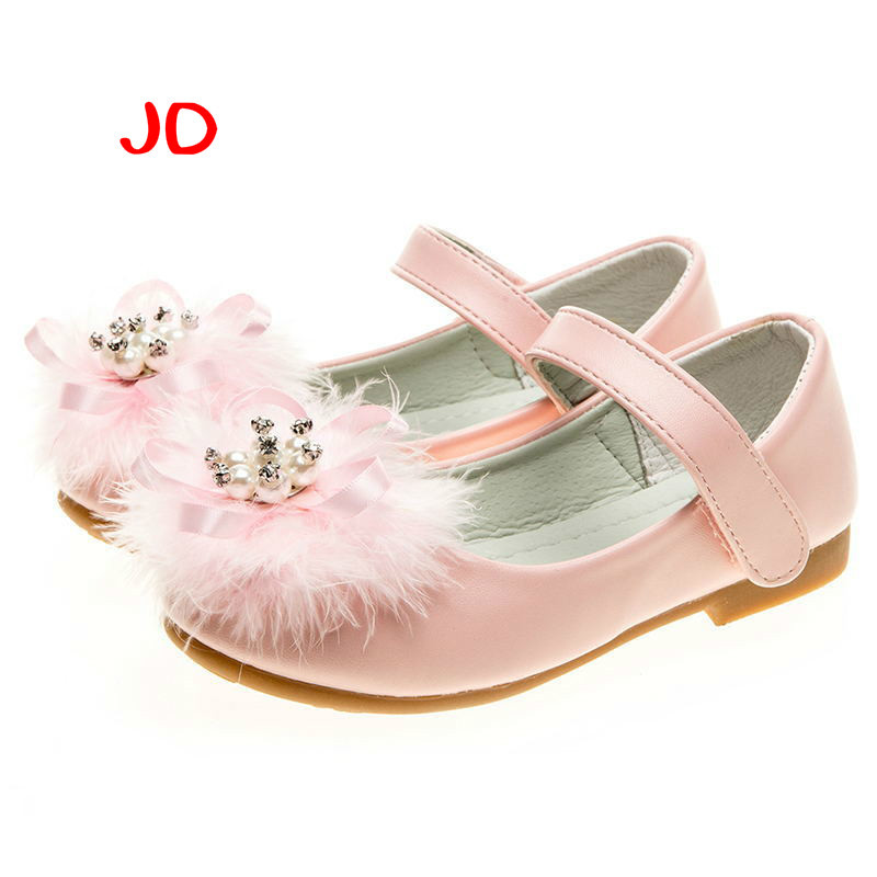 Childrens Girls Shoes New Princess Children Princess Sandals Kids Girls Wedding Shoes Dress Shoes Girls Party Shoes