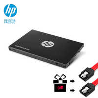 HP ssd 500gb sata3 Interne Solid State Drive 2,5 Festplatte Disc HDD S700 550 MB/S SATAIII Data3.0 ssd 120gb Für Laptop Desktop