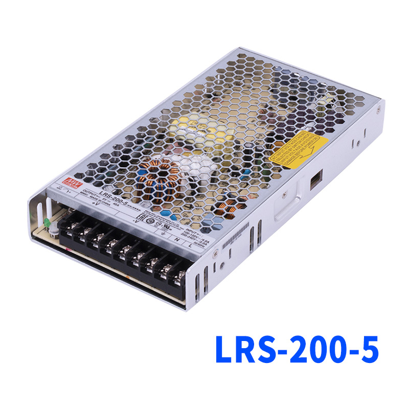 LRS-200-5 Switching Power Supply 200W/5V/40A Power Supply Switching Power RS/S/SP For Led Strip Lights s 240 5 5v 40a 240w 5v switching power supply monitoring power transformer
