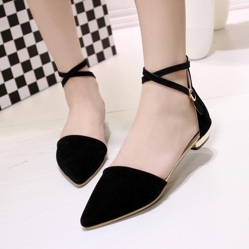 Femenino Suave azul Nueva Tacones Zapatos Concise Beige Elegante negro Cuero Para Negro Trabajo Zapato Plana Ocio Moda Mujeres Marca Cómodo 2017 Cielo Flats El 4qBw6xpBa
