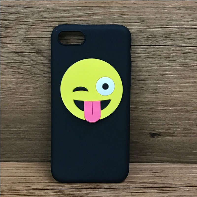 Customize Cartoon 3D Emoj Capas for Huawei Mate 10 Pro Mate 10 Soft Silicone Protective Phone Plain Bag for Huawei Mate 10pro ...