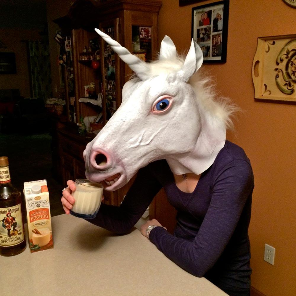 Online Buy Wholesale unicorn mask from China unicorn mask ...