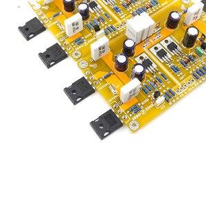 Image 5 - Плата усилителя мощности класса А, 2 канала А3, Одноконтурный усилитель мощности 30 Вт + 30 Вт, сбалансированный и несимметричный ввод усилителя DIY (готовая плата)