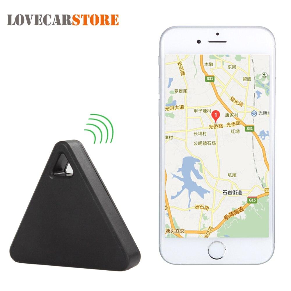 ITag Smart Finder, Controlli a distanza per animali e bambini Mini Senza Fili di Bluetooth Tracker Anti-perso Allarme Localizzatore GPS per Auto I Bambini Pet Sacchetto Del Raccoglitore Key Finder
