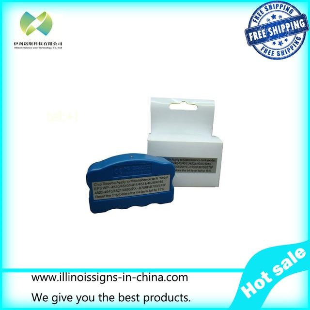OEM Chip Resetter for T6710/T6711 Maintenance Tank printer parts