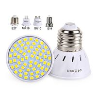 Led spotlight 220v 230v led lamp bulb e27 gu10 mr16 e14 high bright light smd2835 48.jpg 200x200