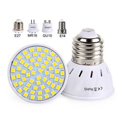 Led spotlight 220v 230v led lamp bulb e27 gu10 mr16 e14 high bright light smd2835 48.jpg 250x250
