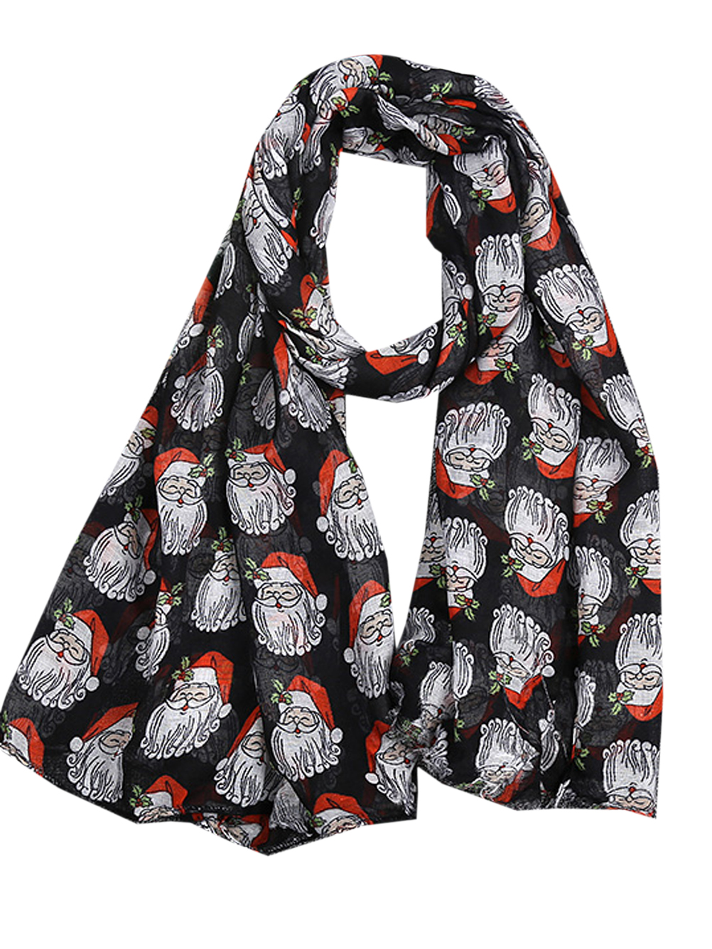 Popular Santa Scarf-Buy Cheap Santa Scarf lots from China Santa ...