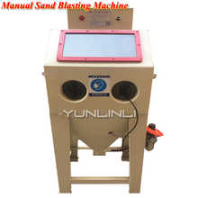 Sand Blasting Machine Manual Type Electric Sandblaster Metal Mould Descaling Surface Treatment CJ6050 - DISCOUNT ITEM  20% OFF All Category