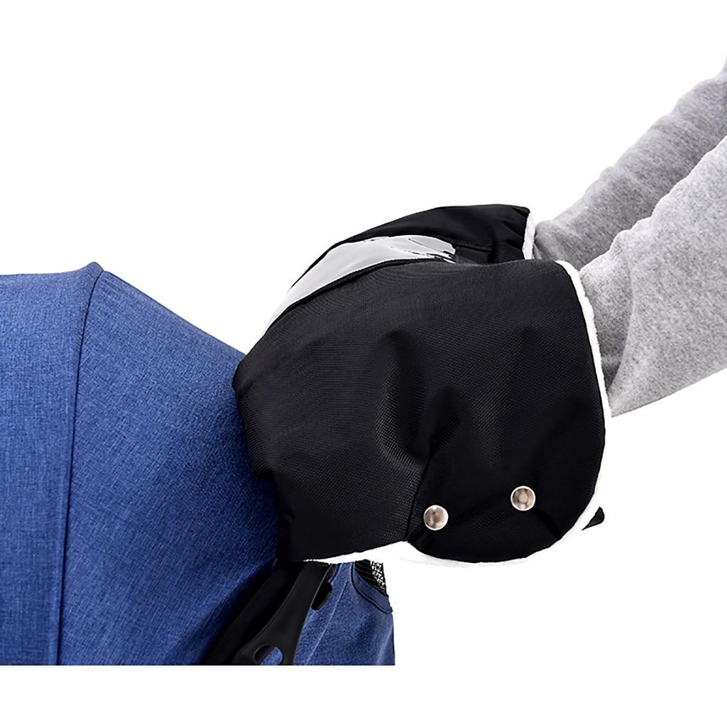 Dynamisch Wasserdichte Winter Hand Wärmer Handschuh Kinderwagen Kinderwagen Warenkorb Handschuh Hand Muffs 2019 Neue Ankunft #1211 GroßE Vielfalt