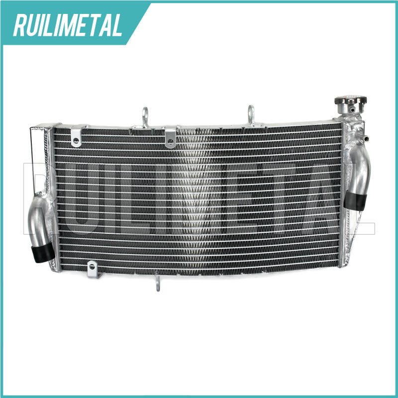 2002 2003 Motorcycle Cooling Cooler Replacement Radiator Aluminium Alloy Cores for Honda CBR954RR CBR 954RR 02 03 Hot Sale