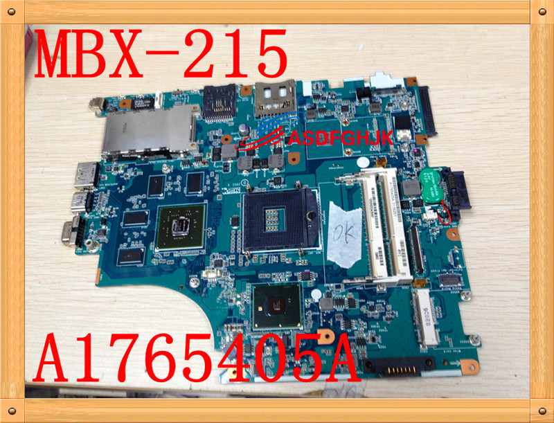 Original For Sony VAIO VPC F M930 MAINBOARD MBX-215 Laptop MOTHERBOARD 1P-009BJ00-8012 A1765405A fully tested high quality for sony m930 mbx 215 laptop motherboard mbx 215 mainboard 1p 009bj00 8012 100
