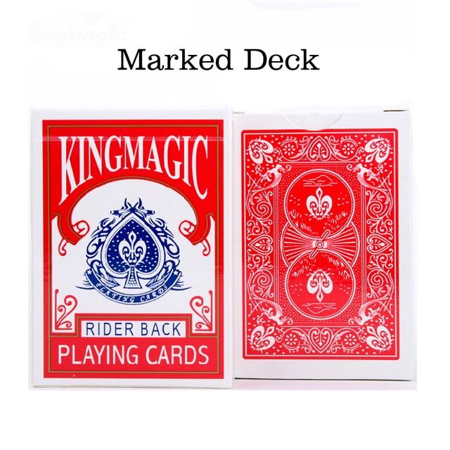 tour de magie carte gimmick