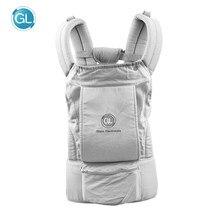 GL Porte-Bébé Sac À Dos 3 dans 1 Infantile Confortable Sling Pour Les  Nouveau-nés 3.6-12 kg Avant Face porte-Bébé Ergonomique po. b7a6b5debb0