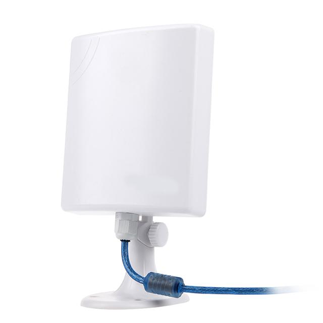 10 pçs/lote alta qualidade rede wi fi cartão 14dBi Alta Potência adaptador USB wifi repetidor sem fio venda quente