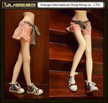 2015 NEW HOT Fake Feet with Legs for Foot Fetishism Silicone torso Sexy Girl Legs Sexy