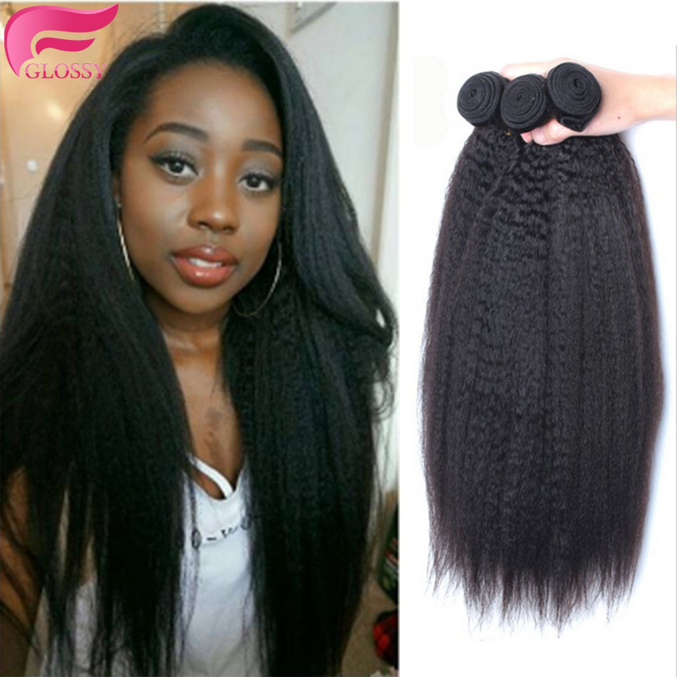 Best Kinky Straight Weave For Natural Hair