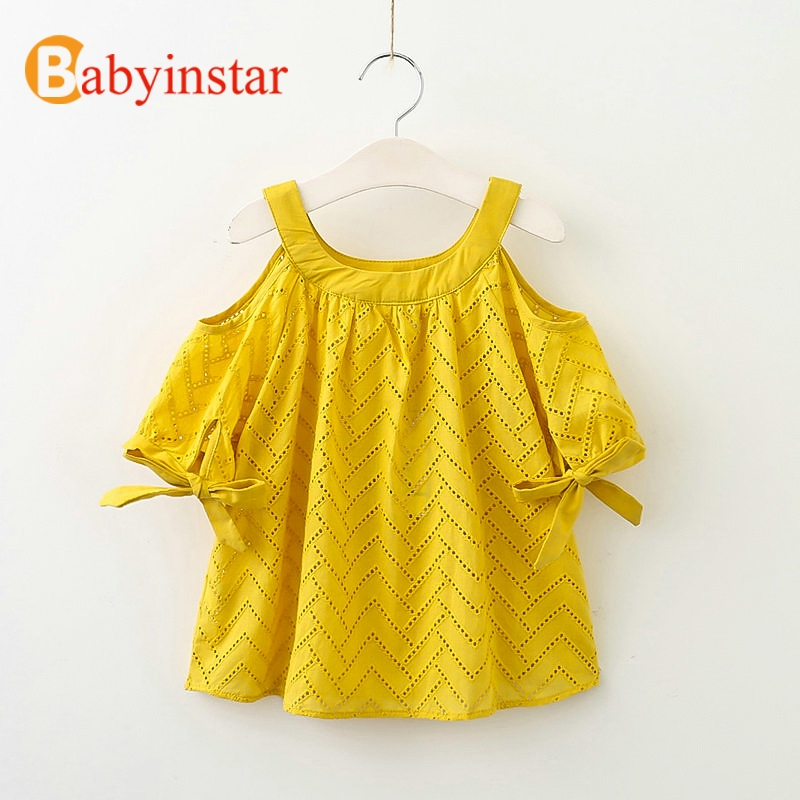Babyinstar Colorful Floral Children's   Shirt   for Girl Spring Apparel Outerwear Fashion Kid's Clothing Baby Costume Girl's   Blouses