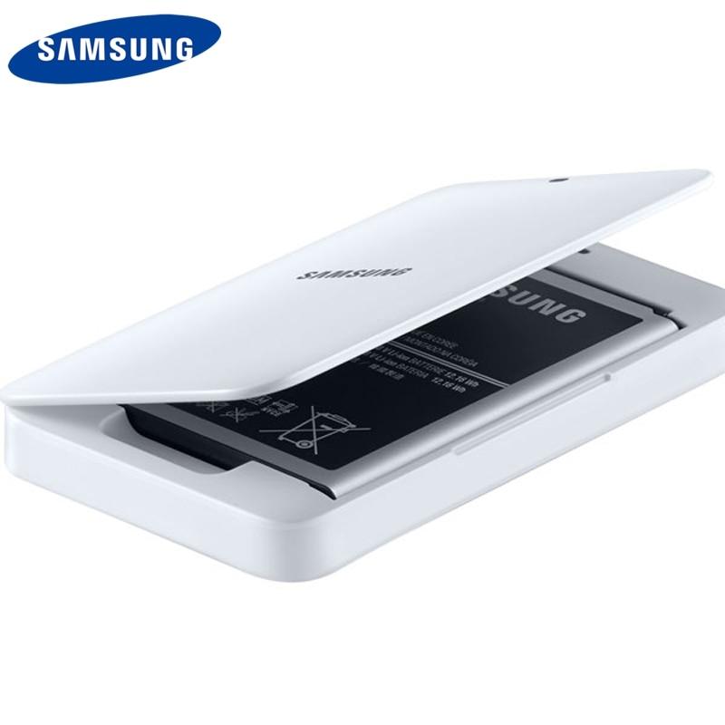 US $17 02 10% OFF|Baterai Samsung Asli B700BC untuk Samsung Galaksi I9200  Galaksi Mega 6 3 Asli Baterai Desktop Pengisi Daya 3200 MAh di Baterai