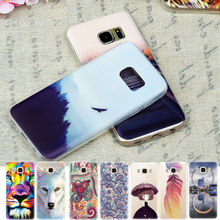 GerTong TPU Painted Phone Case for Samsung Galaxy J7 J3 J1 Mini 2016 J5 2015 A7 A5 A3 Grand Prime S7 S6 Edge S5 S4 S3 Note 5 4