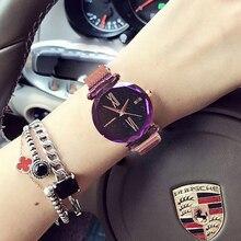 New ladies watch Leather Bracelet Wristwatch Women Fashion Watches Ladies Alloy Analog Quartz  Relojes mujer dropshipping стоимость