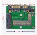 Livre o navio, MSATA/5 cm/MINI PCIe SSD de 2.5 polegada \ placa de adaptador de interface SATA3