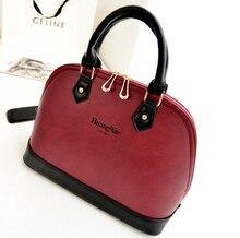 Etn sac hot vente femmes PU sac à main en cuir mode féminine sac shell sac dame fourre – haut – poignées épaule croix – corps sac