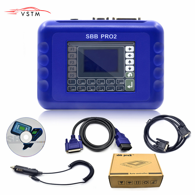 2019 New arrived V48 88 SBB Pro2 Key Programmer Support Cars to 2018 Replace SBB v48