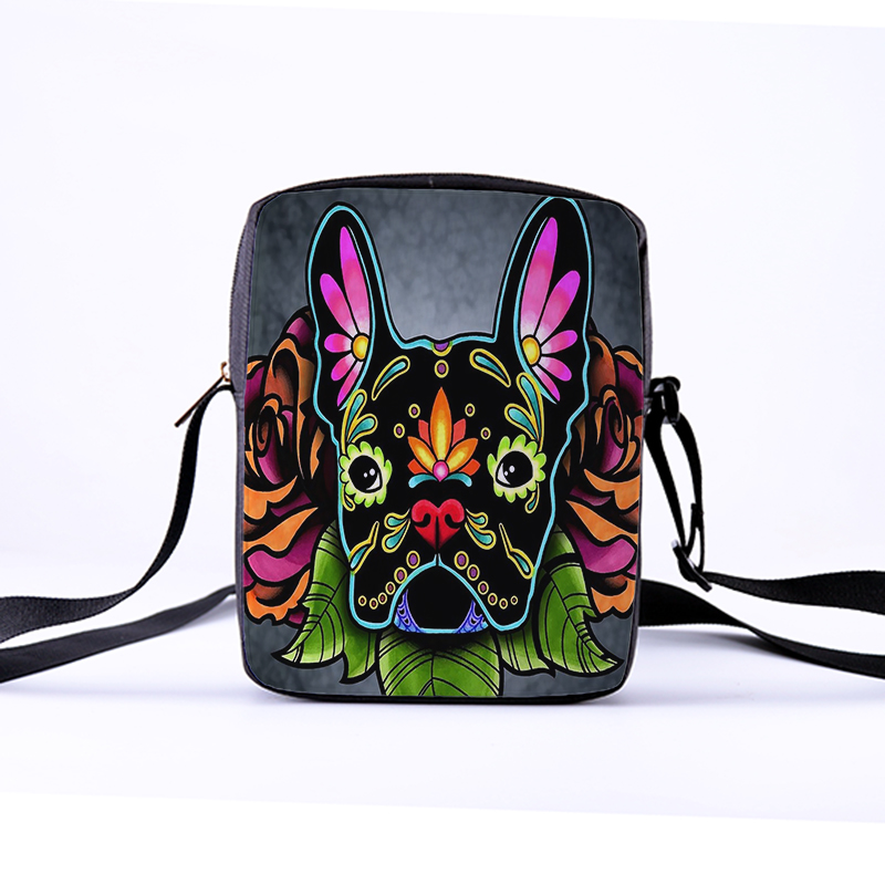 Personalized Sundance Yoga Studio Messenger Bag