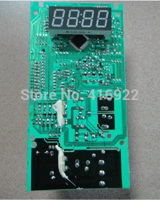 Free shipping 100% tested for Galanz Microwave Oven computer board G80F23CN3L-C2K(R5) MEL-LC98 mainboard on sale free shipping 100% tested for washing machine wfs1075cw cs computer board motherboard c1s1 w10442281 on sale