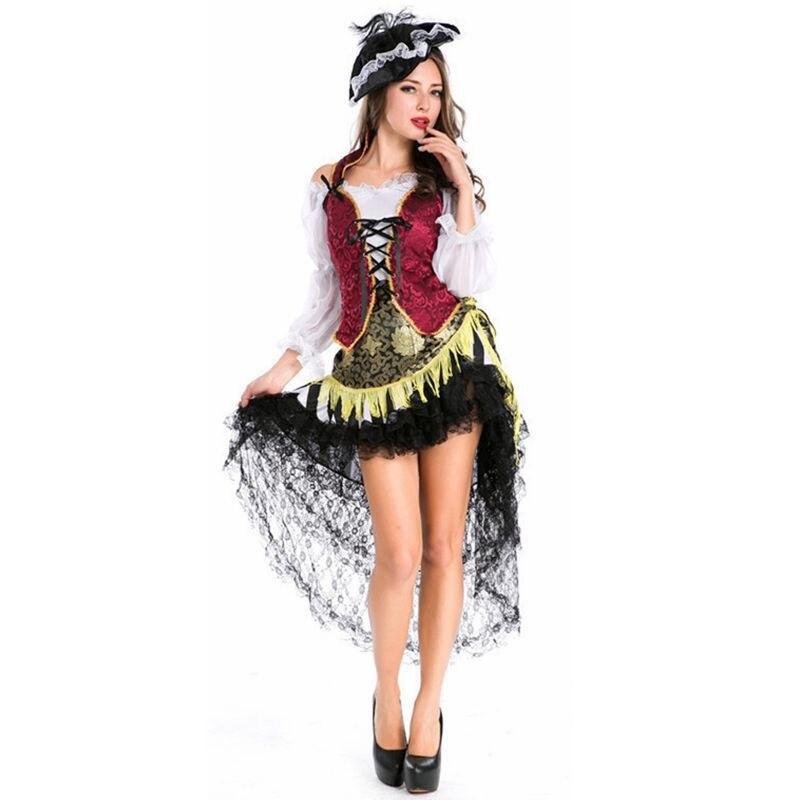 vestido gtico victoriano traje de pirata disfraces de halloween disfraces adultos halloween medieval disfraces halloween bruja