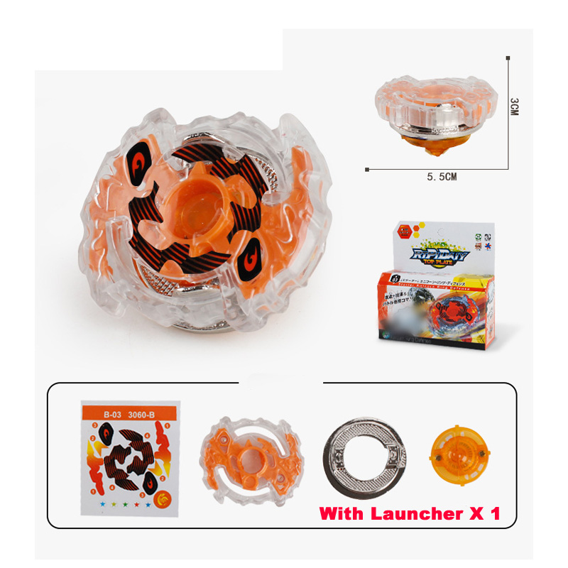 New 10 Style Beyblade Burst Arena Fusion Top 4D Master With Launcher