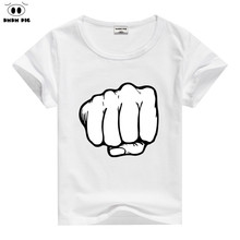 DMDM PIG 3D Printed T Shirts Baby Boys Tshirts Toddler Kids Short Sleeve T-Shirts Costume For Girls Tops Size 5 10T 10 Years Dog