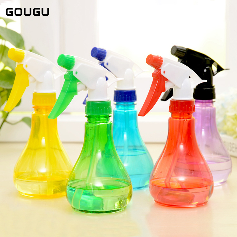 250ml GOUGU Multifuctional Spray Bottle Hairdressing Garden Plants Flowers Water Sprayer Hand Pressure Household Clean Tools 1PC