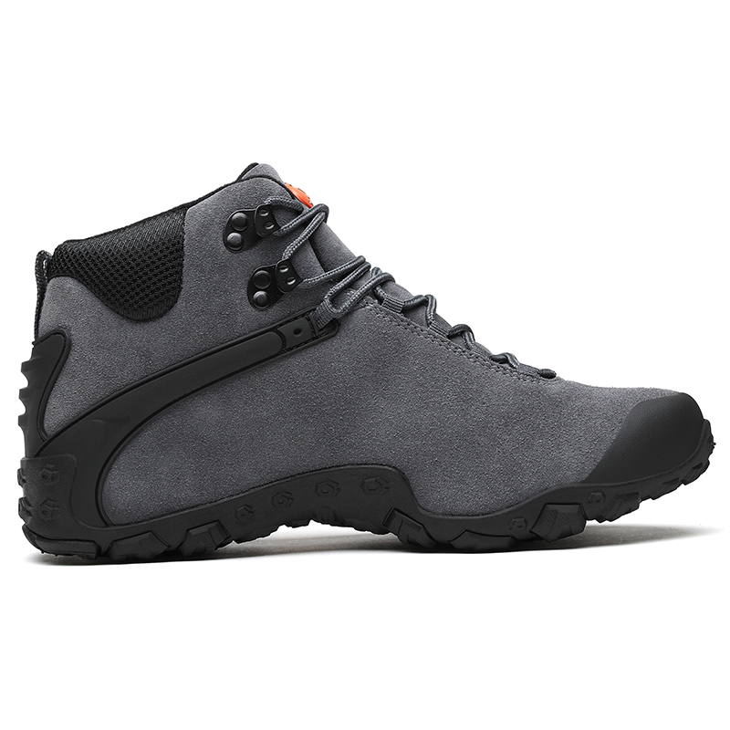 High Quality Men's Leather Winter Outdoor Hiking Trekking Shoes Sneakers For Men Sport Climbing Mountain Hunting Shoes Man все цены