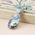 16x36mm 2layer Natural Abalone seashells sea shells pendants EthnicChic Accessories Series DIY jewelry making design girls gifts