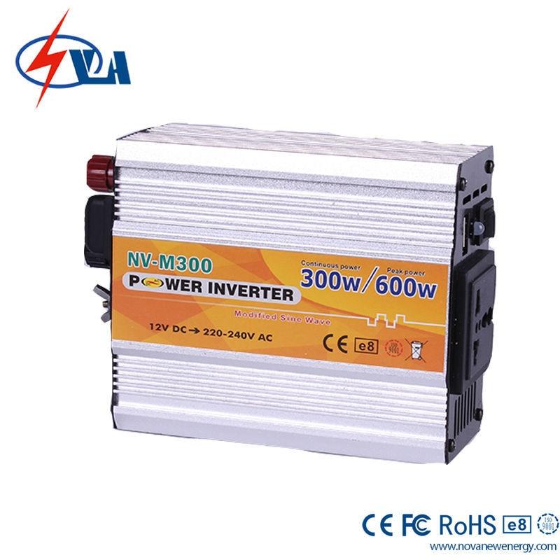 NV M300 121 300 Watt 110V Off Grid Dc To Ac Car Inverter